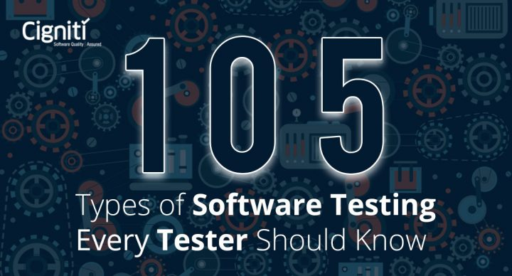 105 Types of Software Testing Every Tester Should Know