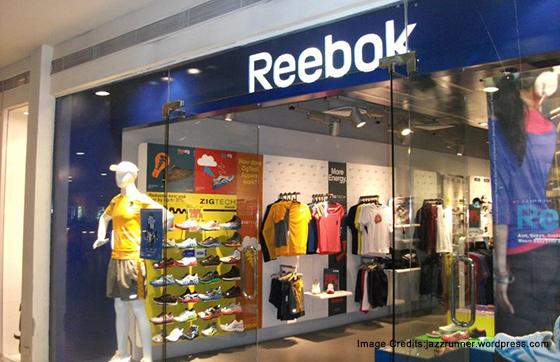 Reebok's free trainers