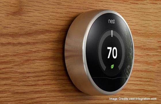 Nest thermostat freeze