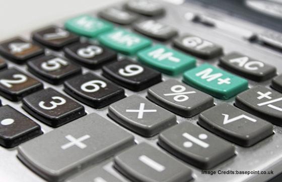 UK government's online calculator glitch