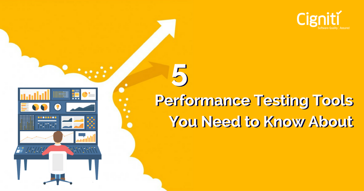 5 Performance Testing Tools You Need to Know About