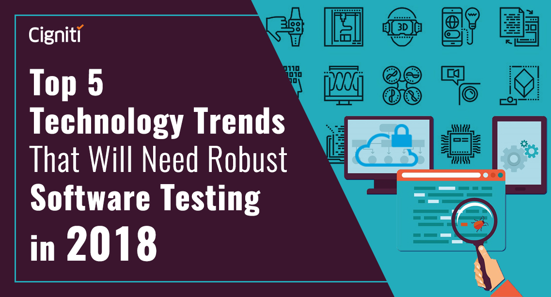 Top 5 Technology Trends That Will Need Robust Software