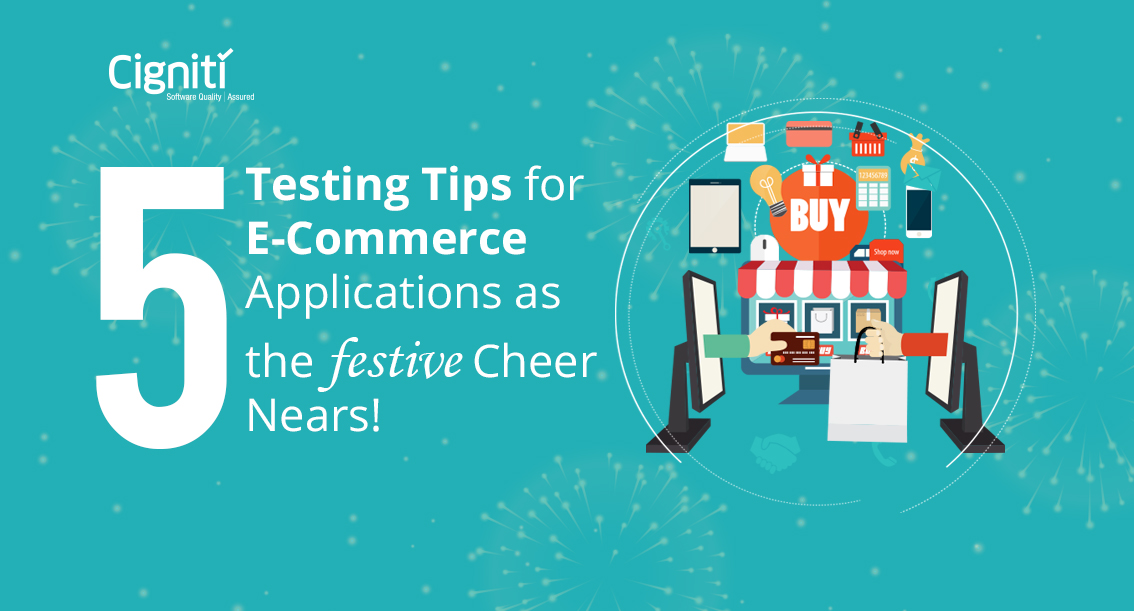 5 testing tips for e commerce websites the festive cheer nears