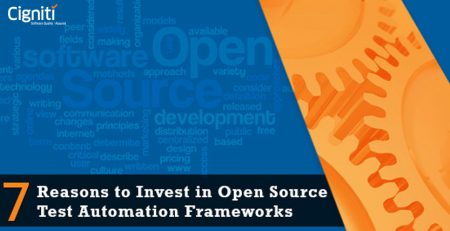 7 Reasons to Invest in Open Source Test Automation Frameworks