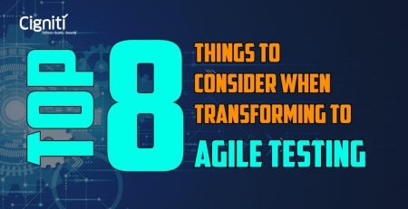 8 things to consider while transforming to Agile Testing