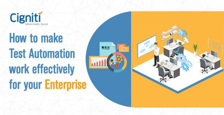 Test Automation for Enterprises