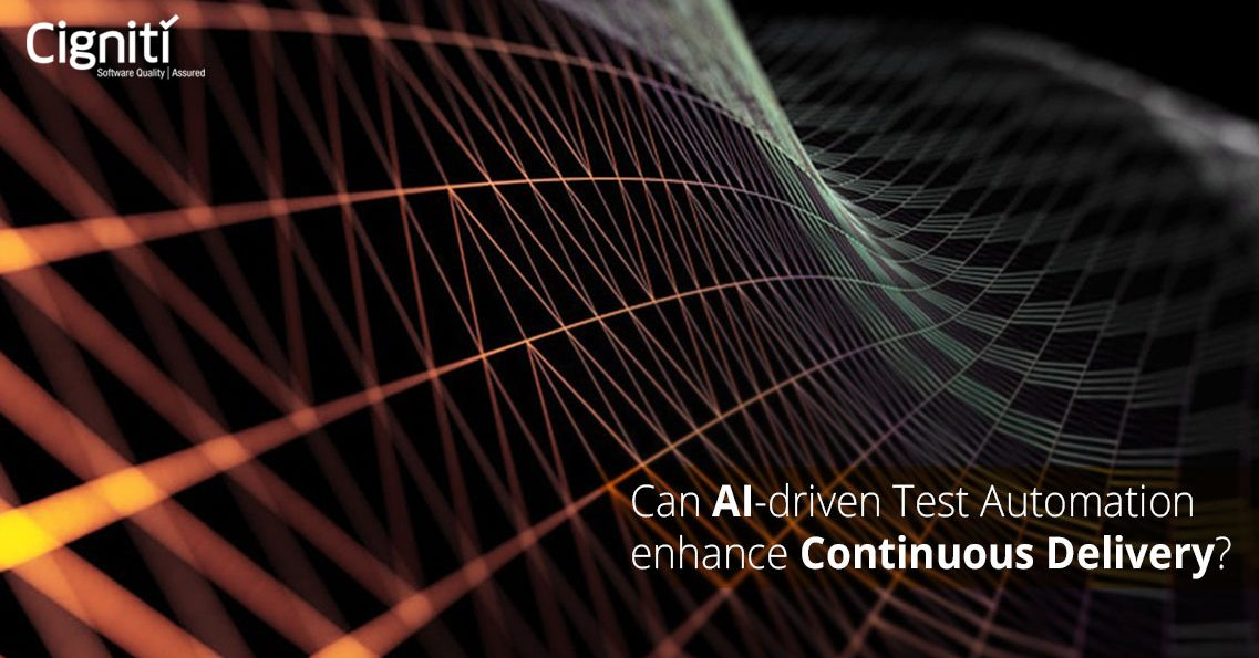 Can AI-driven Test Automation enhance Continuous Delivery?
