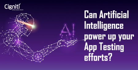 Can Artificial Intelligence power up your App Testing efforts