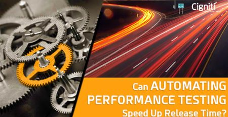 Can Automating the Performance Testing Cycle Speed Up Release Time?