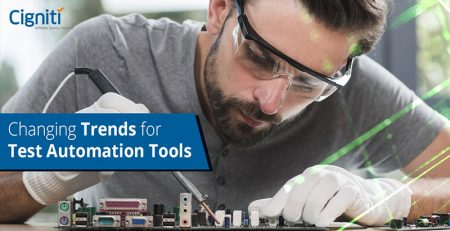 Changing Trends for Test Automation Tools