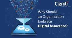 Why Should an Organization Embrace Digital Assurance?