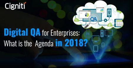 Digital Quality assurance services for Enterprises