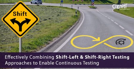 Effectively Combining Shift-left & Shift-right Testing Approaches to Enable Continuous Testing