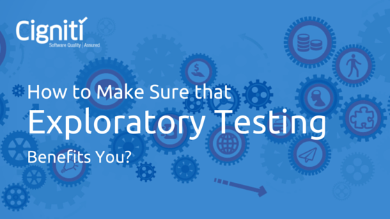 Exploratory Testing benefits