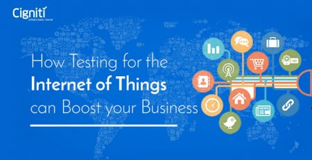 How Testing for the Internet of Things can Boost your Business