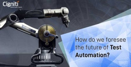 How do we foresee the future of Test Automation?