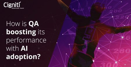 How is QA boosting its performance with AI adoption?