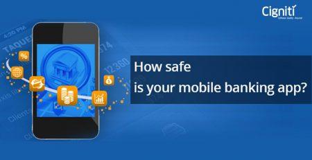 How safe is your mobile banking app?