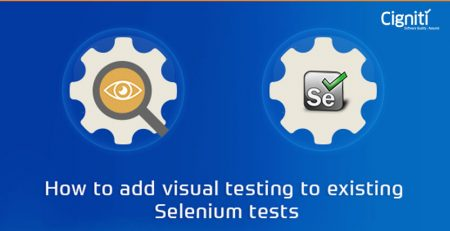 How to Add Visual Testing to Existing Selenium Tests