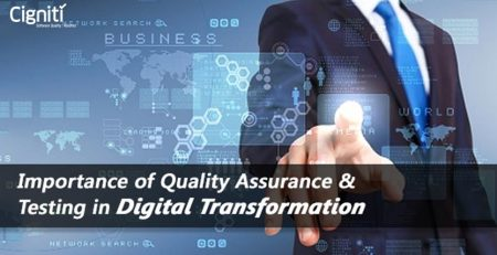 Importance of Quality Assurance and Testing in Digital Transformation