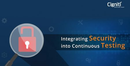 Integrating Security into Continuous Testing