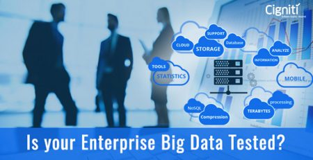 Is your Enterprise Big Data Tested?