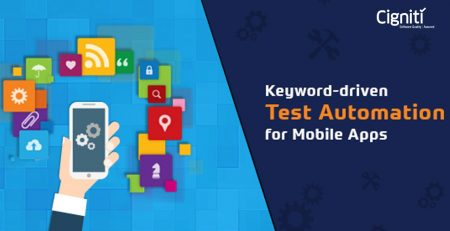 Keyword-driven Test Automation for Mobile Apps