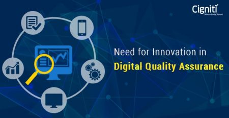 Need for Innovation in Digital Quality Assurance