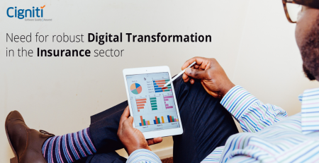 Digital Transformation in Insurance sector