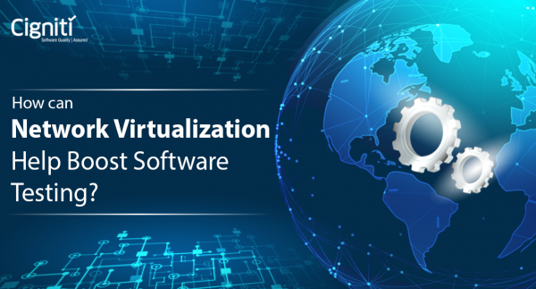 How can Network Virtualization Help Boost Software Testing?