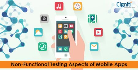 Non-Functional Testing Aspects of Mobile Apps