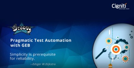 Pragmatic Test Automation with GEB