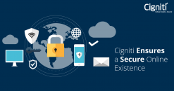 Cigniti Ensures a Secure Online Existence
