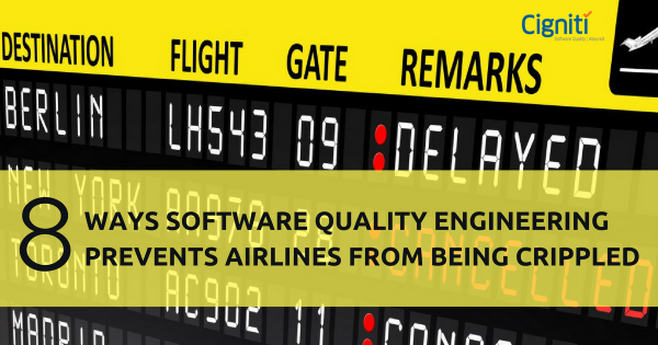 Software Quality Engineering for airline
