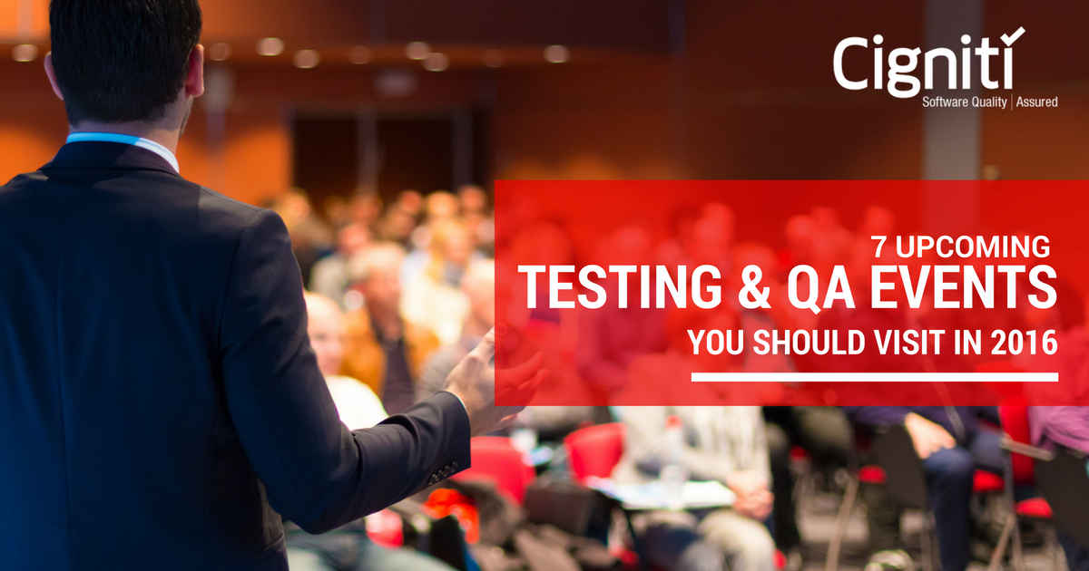 Software Testing & QA Events