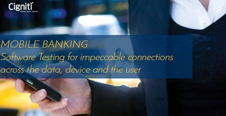 Software Testing for impeccable connections across the data, device and the user