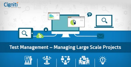Test Management – Managing Large Scale Projects