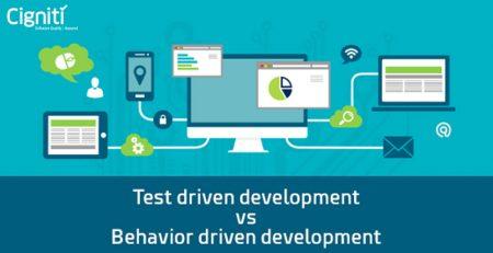 Test driven development vs Behavior driven development