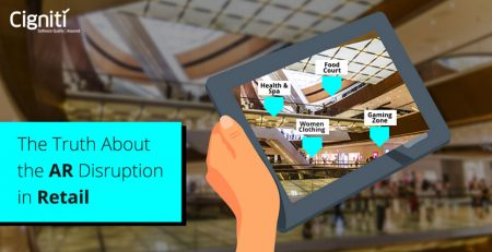 The Truth About the AR Disruption in Retail