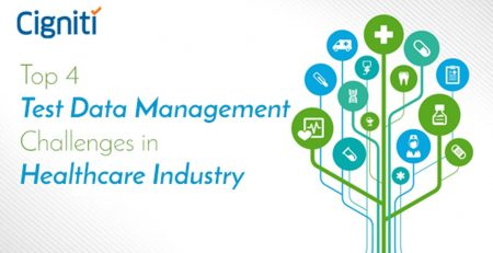 Top 4 Test Data Management Challenges in Healthcare Industry