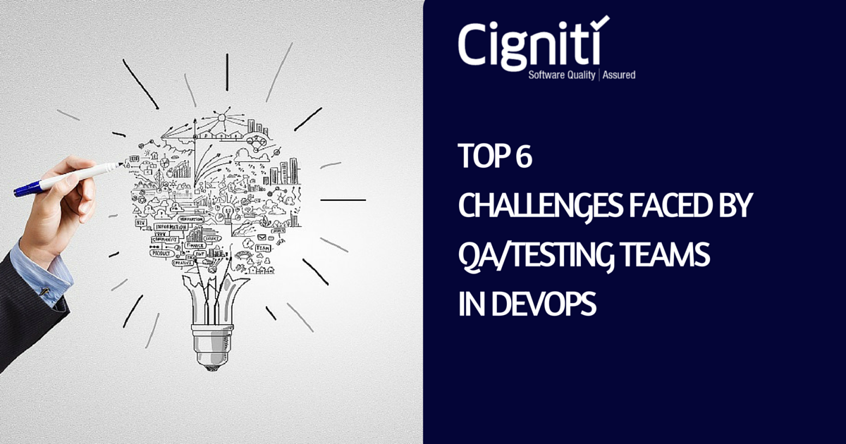 Top 6 Challenges faced by QATesting teams in DevOps
