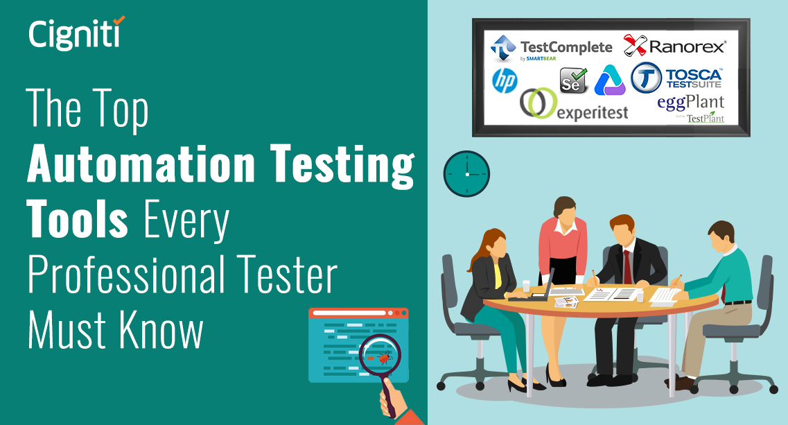 Top 20 Best Automation Testing Tools in 2019 ...