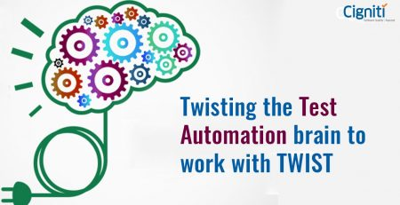 Twisting the test automation brain to work with TWIST