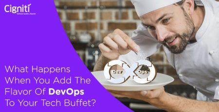 What Happens When You Add the Flavor Of DevOps To Your Tech Buffet?