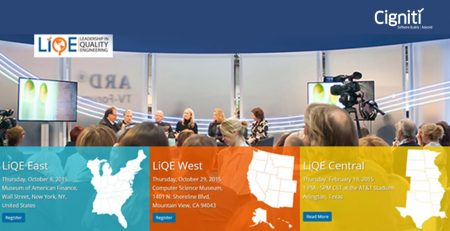 Why Should You Attend The LiQE (Leadership In Quality Engineering) Event In The US?