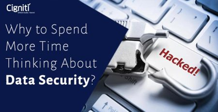 Why Should You Think About Data Security