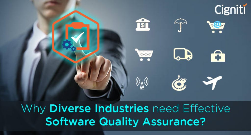 Why diverse industries need effective software quality assurance ccuart Gallery