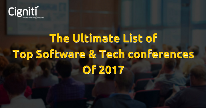 List of 6. Global Testing & QA CONFERENCES