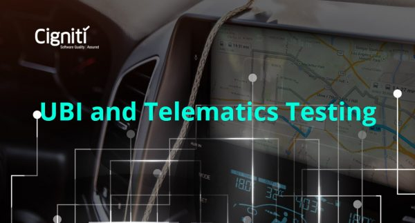 Usage-based Insurance and Telematics Testing