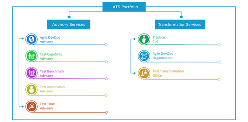 Advisory & Transformation services portfolio